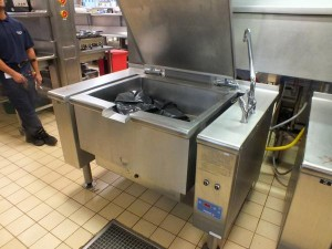 Buyers of catering equipment