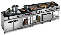 Selling used catering equipment